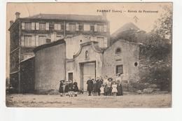 FARNAY ENTREE DU PENSIONNAT - 42 - France