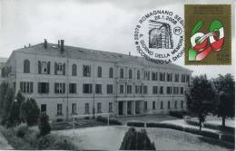 ITALIA - FDC MAXIMUM CARD 2008 - GIORNATA DELLA MEMORIA - SHOAH - ANNULLO SPECIALE - Cartoline Maximum