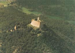 POMARANCE LA ROCCA SILLANA SIMBOLO DELLA VAL DI CECINA NON VIAGGIATA - Pisa