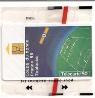 9----sous Blister       France  Coupe Du Monde  1998  Toulouse - Sport