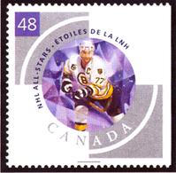 Canada (Scott No.1972b - Joueurs étoiles [NHL] All Stars - 4) (o) - 1952-.... Règne D'Elizabeth II