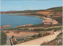 Cpm 50 Environs De Cherbourg - Anse Saint Martin - Cherbourg
