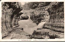 01 BELLEGARDE GOUFFRE DE LA PERTE DE RHONE - Bellegarde-sur-Valserine