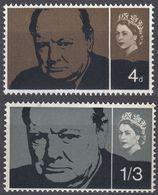 UK - REGNO UNITO - 1965 - Serie Completa Di 2 Valori Nuovi MNH Yvert 397/398. - 1952-.... (Elisabeth II.)