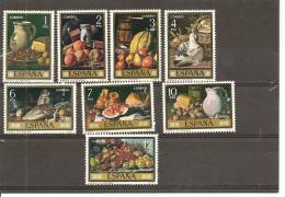 España/Spain-(MNH/**) - Edifil  2360-67 - Yvert  2006-13 - 1971-80 Nuevos & Fijasellos