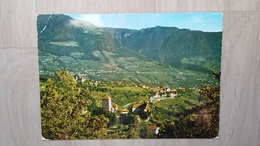 Ansichtskarte Südtirol - Dorf Tirol Bei Meran - Italien