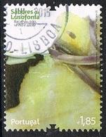 2009 - PORTOGALLO / PORTUGAL - CIBO PESCE / FOOD FISH. USATO - 1910 - ... Repubblica