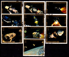 Yemen-0013 - Astronautica (o) Used - Senza Difetti Occulti. - Yemen