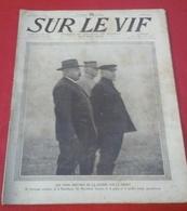 WW1 Revue Sur Le Vif N°29 29 Mai 1915 Bombardement Forts Metz,Bataille De Carency,Prisonniers Français En Allemagne - Boeken, Tijdschriften, Stripverhalen