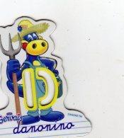 Magnets Magnet Alphabet Gervais D Danonino - Lettres & Chiffres
