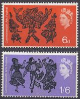 UK - REGNO UNITO - 1965 - Serie Completa Di 2 Valori Nuovi MNH Yvert 403/404. - 1952-.... (Elisabetta II)