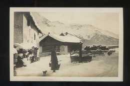Suiza. GL. *Winteridyll Im Engadin* Ed. Engadin Press Co. Nº 1241. Nueva. - GL Glaris