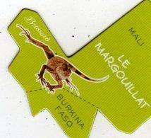Magnets Magnet Brossard Afrique Le Margouillat - Tourisme