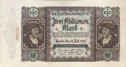 Germany 2.000.000 Mark, DEU-101a/Ro.89a (1923) - AU - 2 Millionen Mark