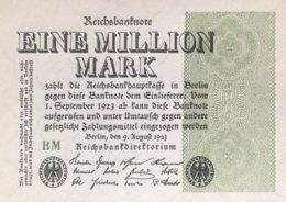 Germany 1.00.000 Mark, DEU-114b/Ro.101d (1923) - UNC - 1918-1933: Weimarer Republik