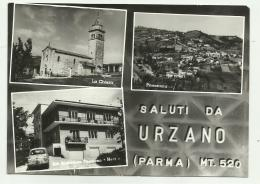 SALUTI DA URZANO - VEDUTE    VIAGGIATA  FG - Parma