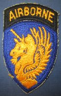 Patch US WW2 13th Airborne - 1939-45