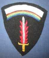 Patch US WW2 SHAEF British Made - 1939-45