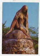 GERMANY - AK 334473 St. Goarshausen Am Rhein - Loreley-Statue - Allemagne