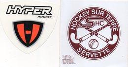 Autocollants SPORT HOCKEY - Stickers