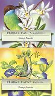SINGAPORE, 2009, Booklet 69/70, Flora And Fauna - Singapore (1959-...)