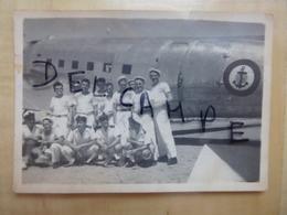 SAIGON LE DAKOTA AMIRAL 1949  DOUGLAS C-47D - CAP SAINT JACQUES INDOCHINE - AERONAUTIQUE NAVALE AVION AVIATION MARIN - Aviation
