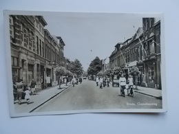 BREDA - Ginnekenweg , 1952  Echte Foto , Animatie - Breda