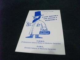FEDERAZIONE ITALIANA MEDICI DI MEDICINA GENERALE ILLUSTRATORE E. LUZZATI  PIEGA ANG. MEDICO DI FIDUCIA - Mestieri