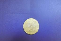 Médaille Souvenir De Mon Ascension à La Tour Eiffel, 1889 - Tourist