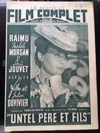 Film Complet Lot De 2 Untel Pere Et Fils & Tanger - Zeitungen