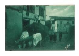Pays Basque - Rentrée Des Foins Au Vieux Cambo - 585 - Cambo-les-Bains