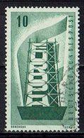 BRD 1956 // Mi. 241 O - Used Stamps
