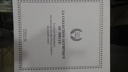 Les Trésors Du Patrimoine : La Collection Olympique Du Siècle - Timbres