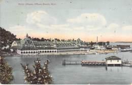 USA Etats-Unis ( MI MICHIGAN ) OTTAWA BEACH : Hotel Ottawa - CPA - North America - Amérique Du Nord - Etats-Unis
