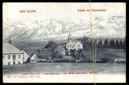 Laye: Vue Générale, Le Mont Chaillol - Andere Gemeenten