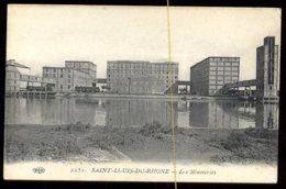 Saint Louis Du Rhone: Les Minoteries - Saint-Louis-du-Rhône