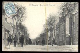 Bourges: Boulevard De L'arsenal - Bourges