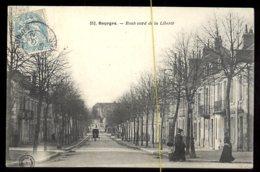 Bourges: Boulevard De La Liberté - Bourges