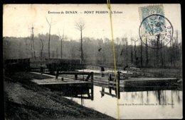 Pont Perrin: L'écluse - France