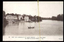 Les Ponts Neufs: Les Hotels Au Bord De L'étang - France