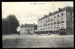 Dinan: Place Duclos - Dinan