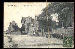 Saint Pol De Léon: Pempoul, Les Quais - Saint-Pol-de-Léon