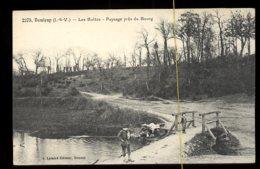 Domloup: Les Buttes, Paysage Près Du Bourg - France