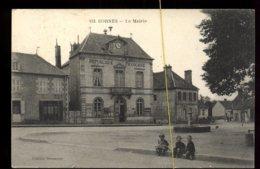 Dornes: La Mairie - France