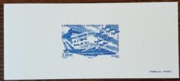 GRAVURE - YT Aérien N°71 - La Patrouille De France - 2008 - Documents Of Postal Services