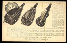 Paul Lavault: Vielleur - Advertising