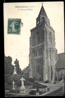 Saint Suliac: La Tour De L'église - Saint-Suliac