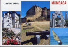 Jambo From Mombasa - 98 - Formato Grande Non Viaggiata – E 7 - Cartoline