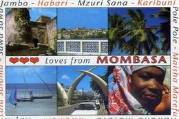 Loves From Mombasa - 68 - Formato Grande Non Viaggiata – E 7 - Cartoline