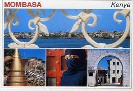 Mombasa - Kenya - 83 - Formato Grande Non Viaggiata – E 7 - Cartoline